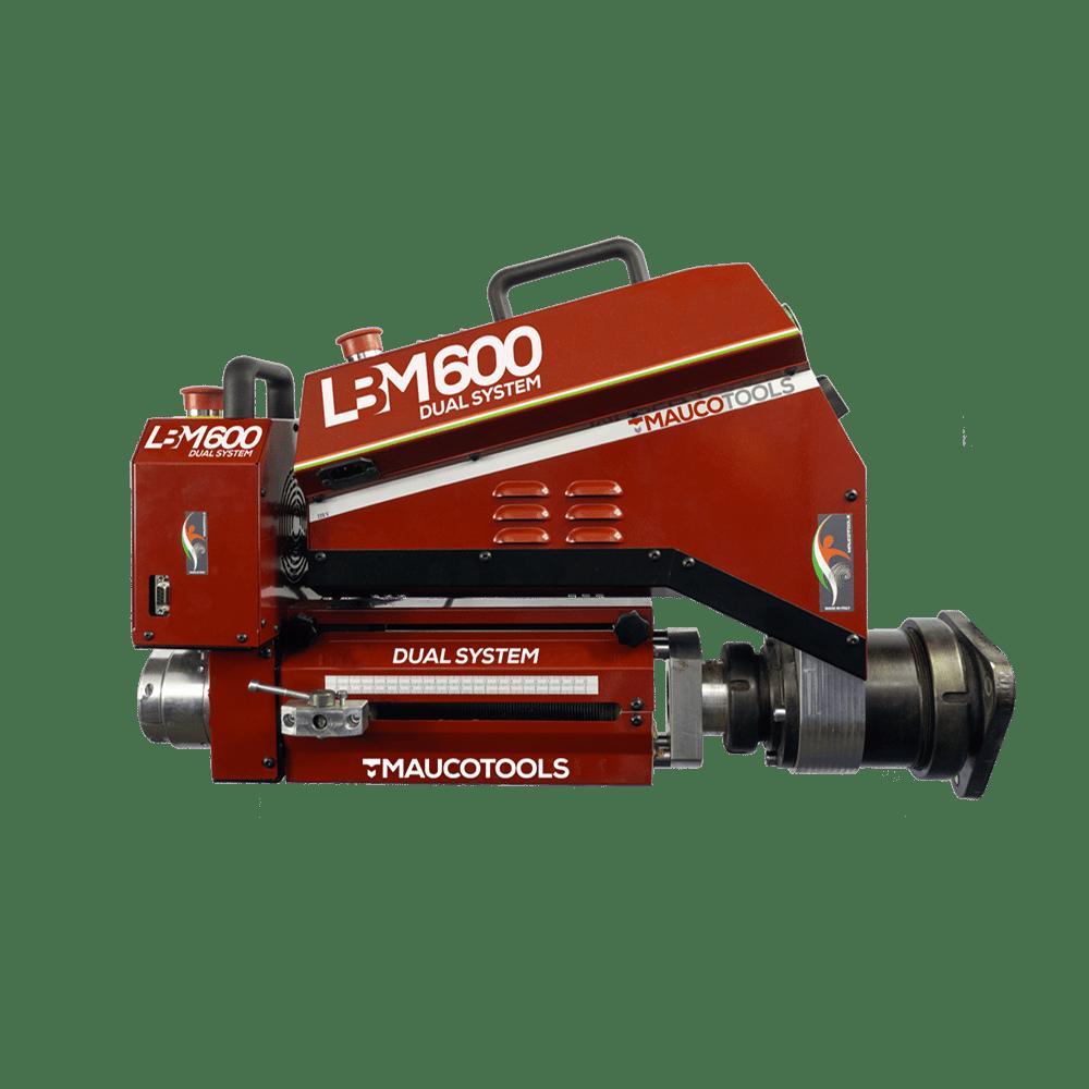 Mandrinadora Portatil LBM600 DUAL SYSTEM MAUCOTOOLS